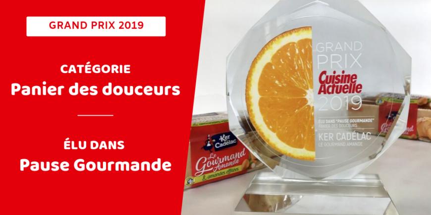 Grand Prix Cuisine Actuelle 2019