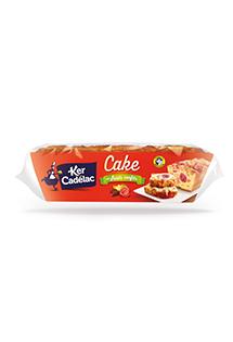 CAKE AUX FRUITS CONFITS CUIT DANS SON MOULE