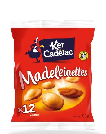 madeleinettes - Ker Cadélac