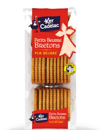 Petits beurre bretons - Ker Cadélac