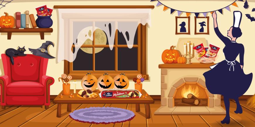 Notre top 5 des idées pour Halloween