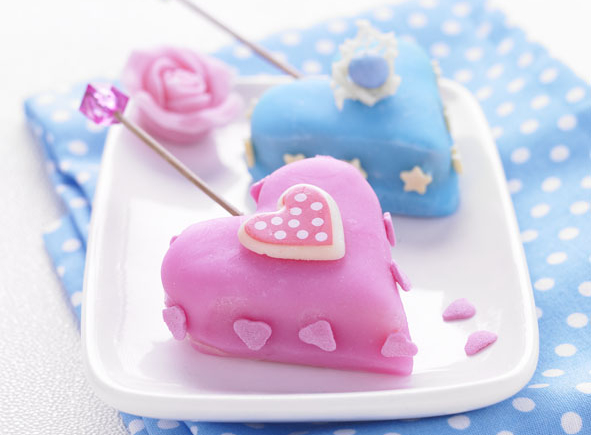 CAKES POPS SAINT VALENTIN