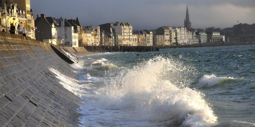 Evasion à St Malo