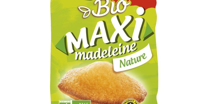 MAXI MADELEINE NATURE BIO