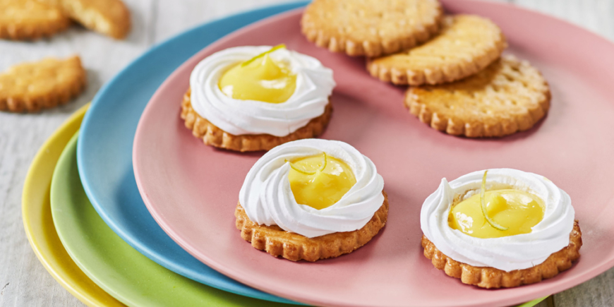 Tartelettes citron meringue