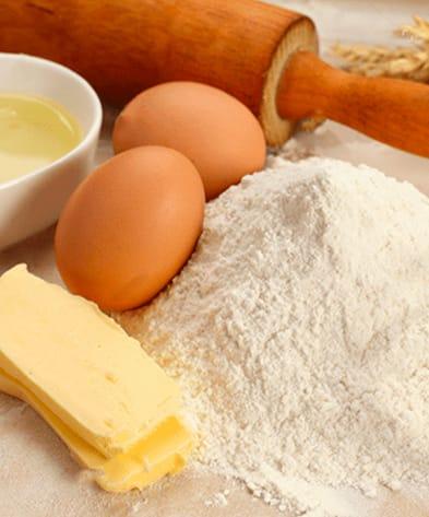 Des ingrédients sains pour les pâtisseries Ker Cadélac | Ker Cadélac
