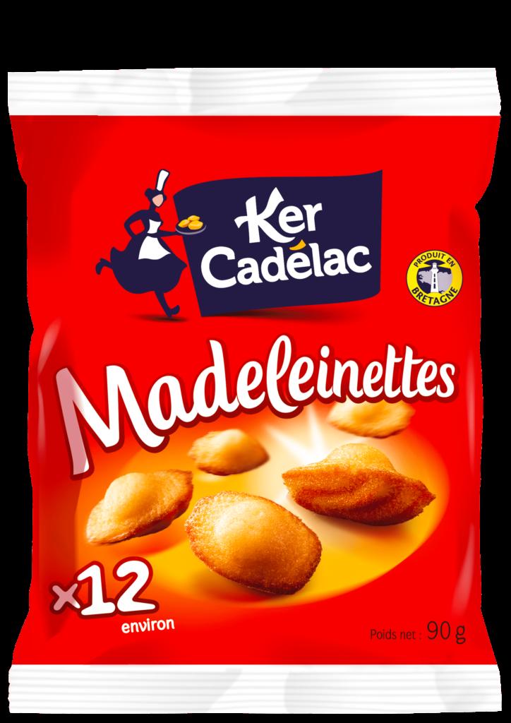 Madeleinettes | Ker Cadélac