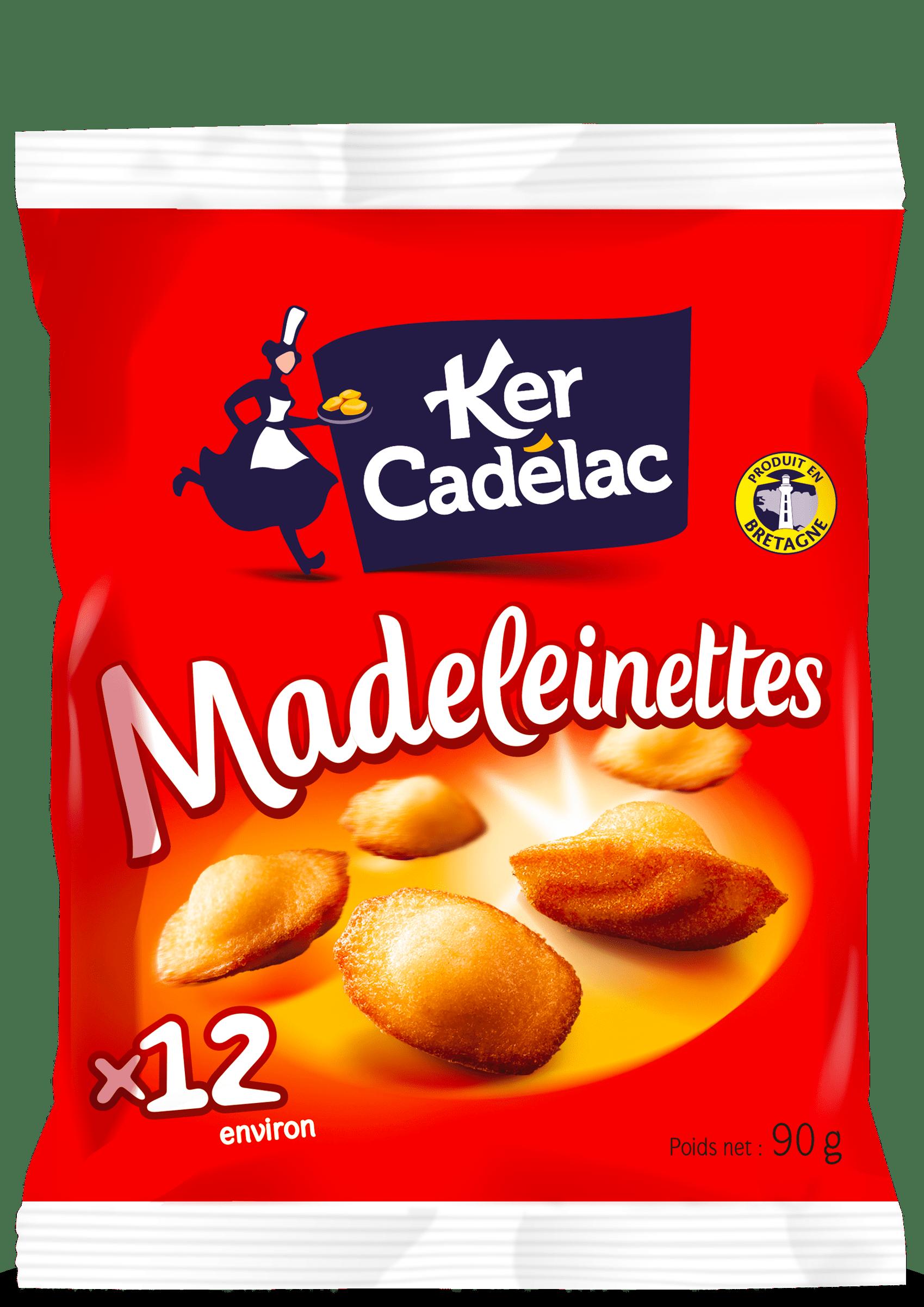 Madeleinettes   Ker Cadélac