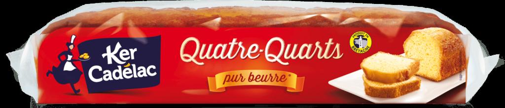 Quatre-Quarts Pur Beurre | Ker Cadélac