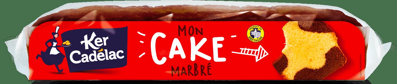 Cake marbré cacao   Ker Cadélac