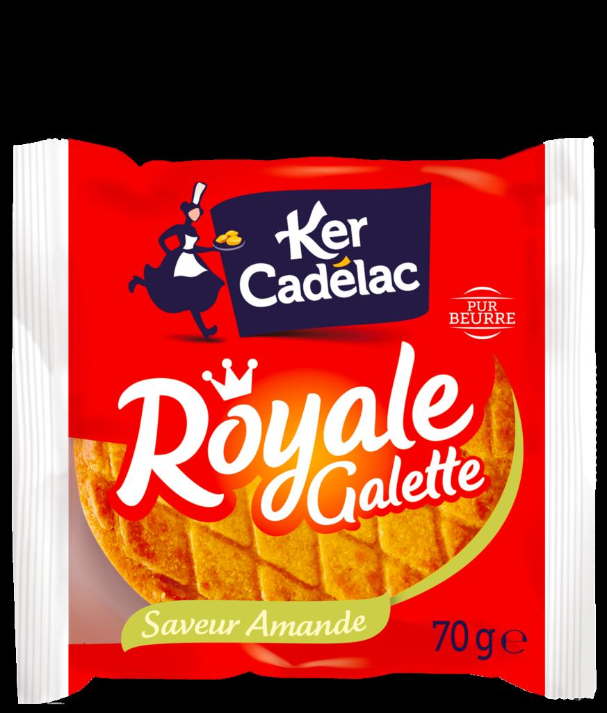 Royale galette | Ker Cadélac
