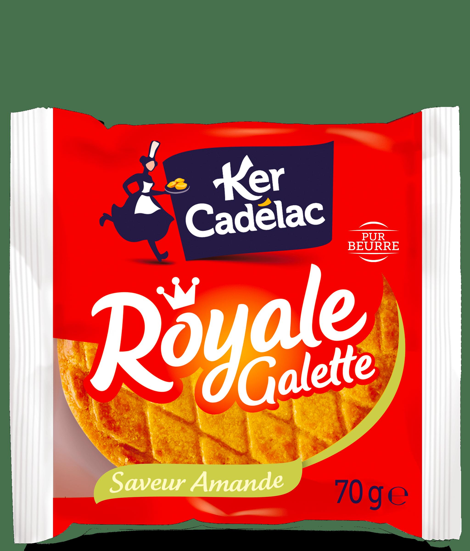 Royale galette   Ker Cadélac