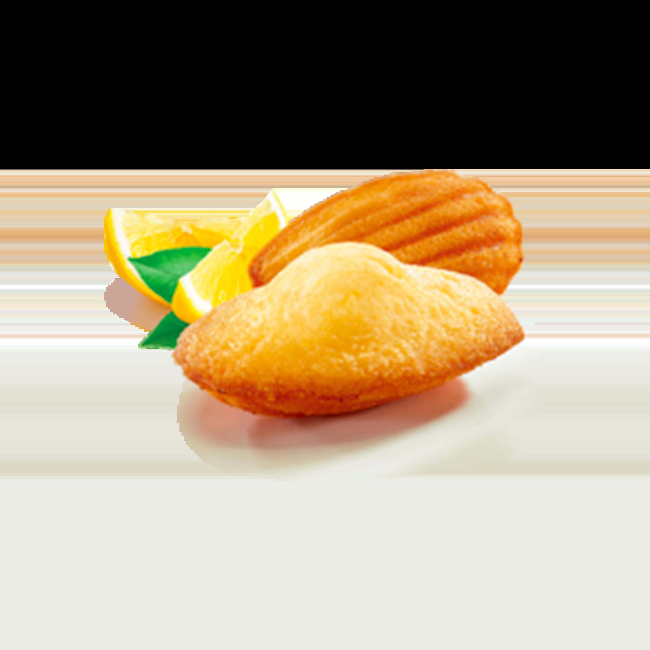 Madeleine Extra Moelleuse Citron   Ker Cadélac