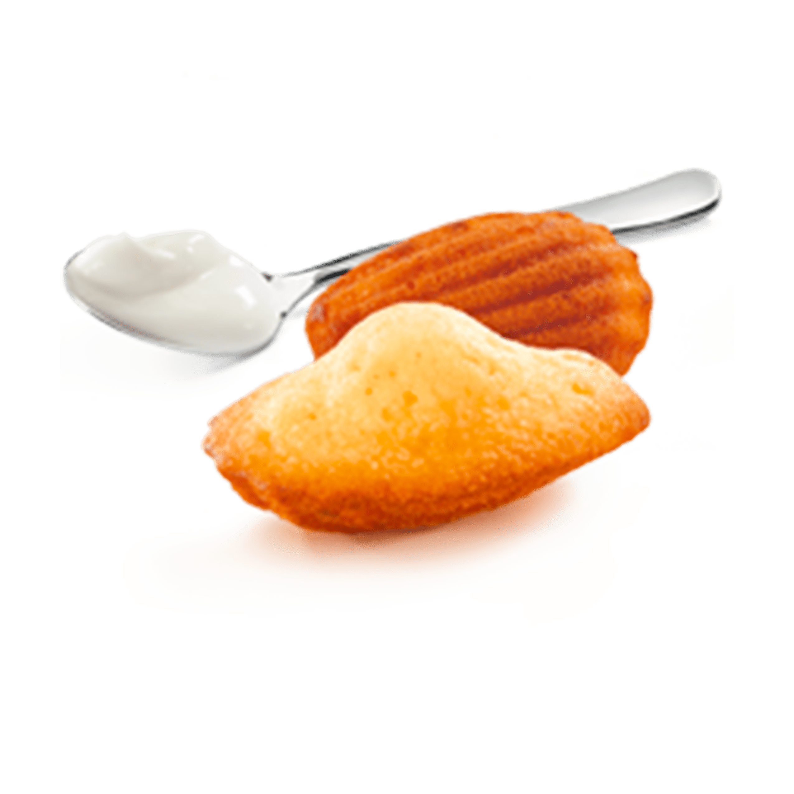 Madeleines Extra Moelleuses au fromage blanc | Ker Cadélac