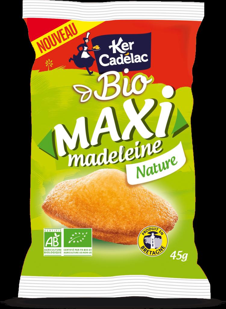 Maxi Madeleine Nature Bio | Ker Cadélac