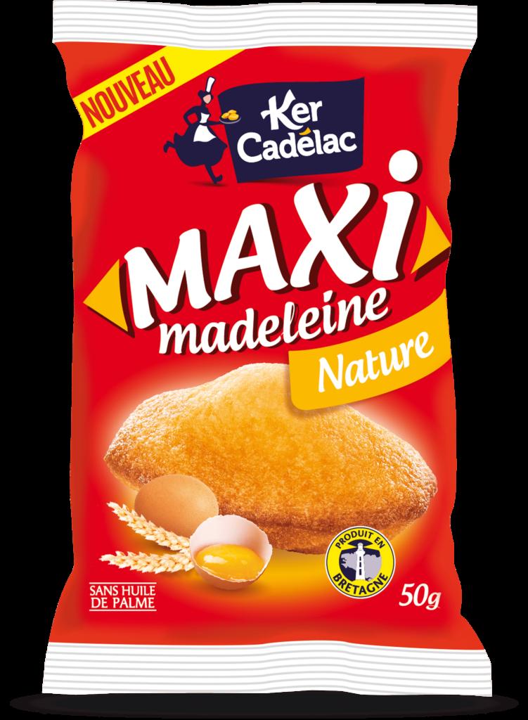 Maxi Madeleine Nature | Ker Cadélac