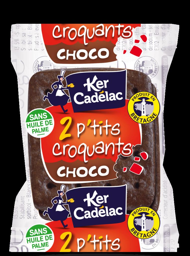 P'tits croquants chocolat | Ker Cadélac