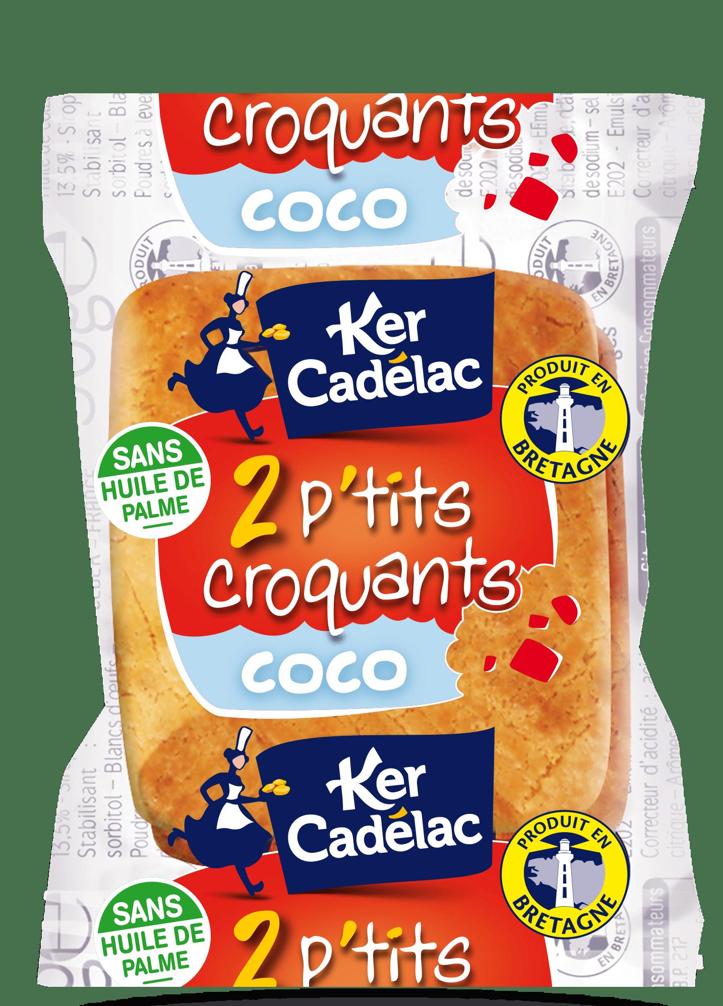 P'tits croquants coco | Ker Cadélac