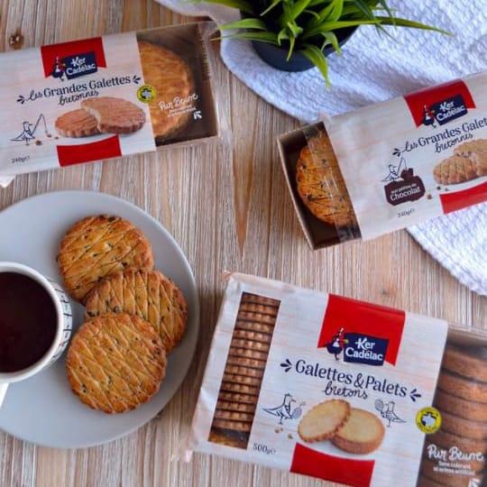Plus de barquettes plastiques dans les pâtisseries Ker Cadélac | Ker Cadélac